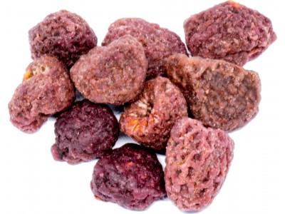 Raspberry osmotic Σερβίας (χωρίς ζάχαρη)